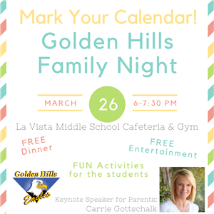 Family Night Event Information