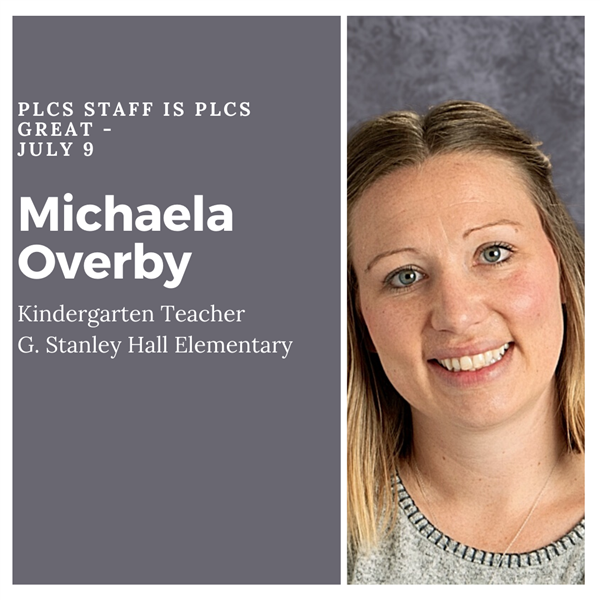 Michaela Overby