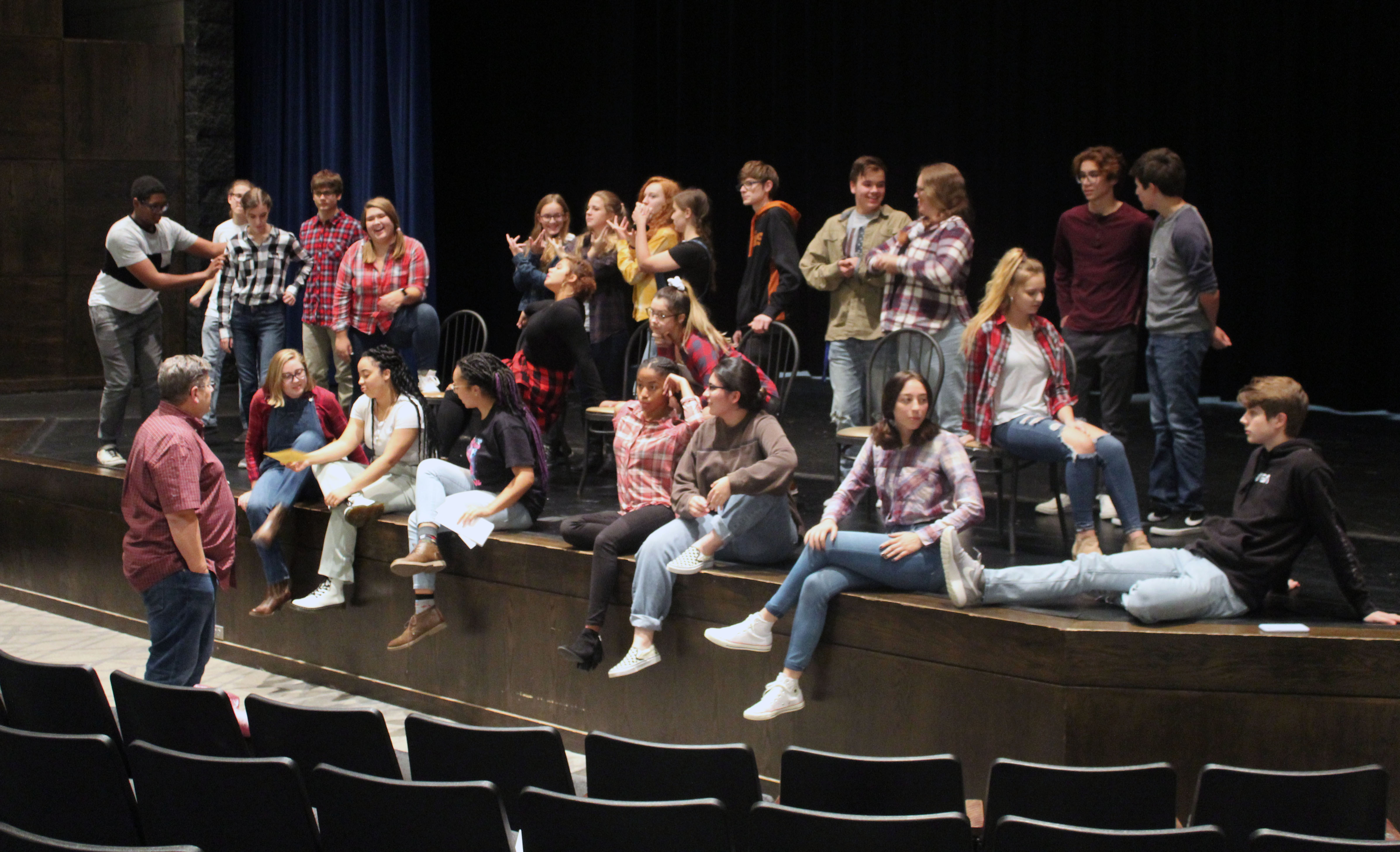 PLSHS students to perform Talent Showcase on October 17, 18