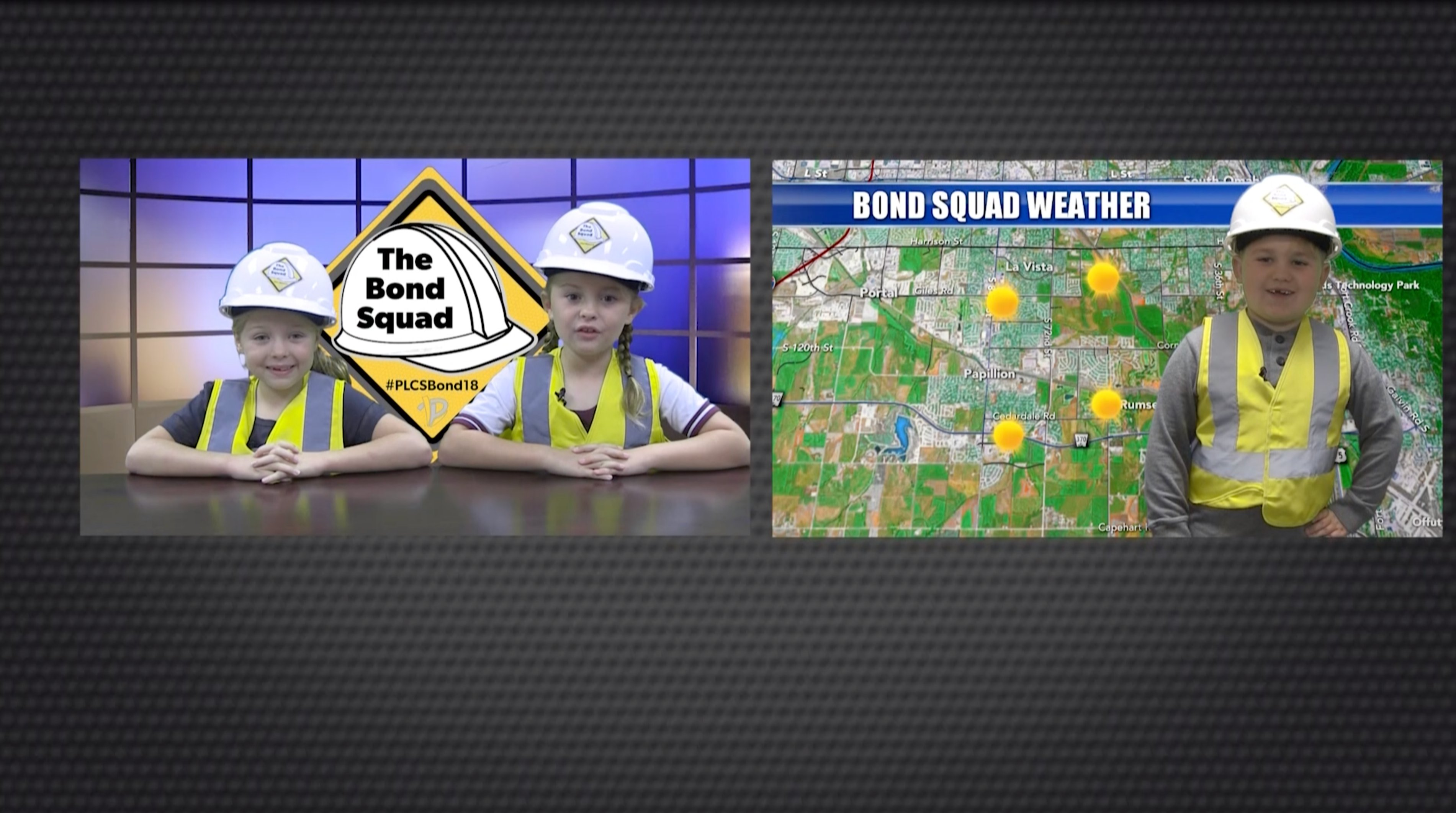 Bond Squad inform community about new school, GSH construction