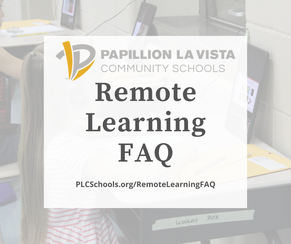 Remote learning FAQ