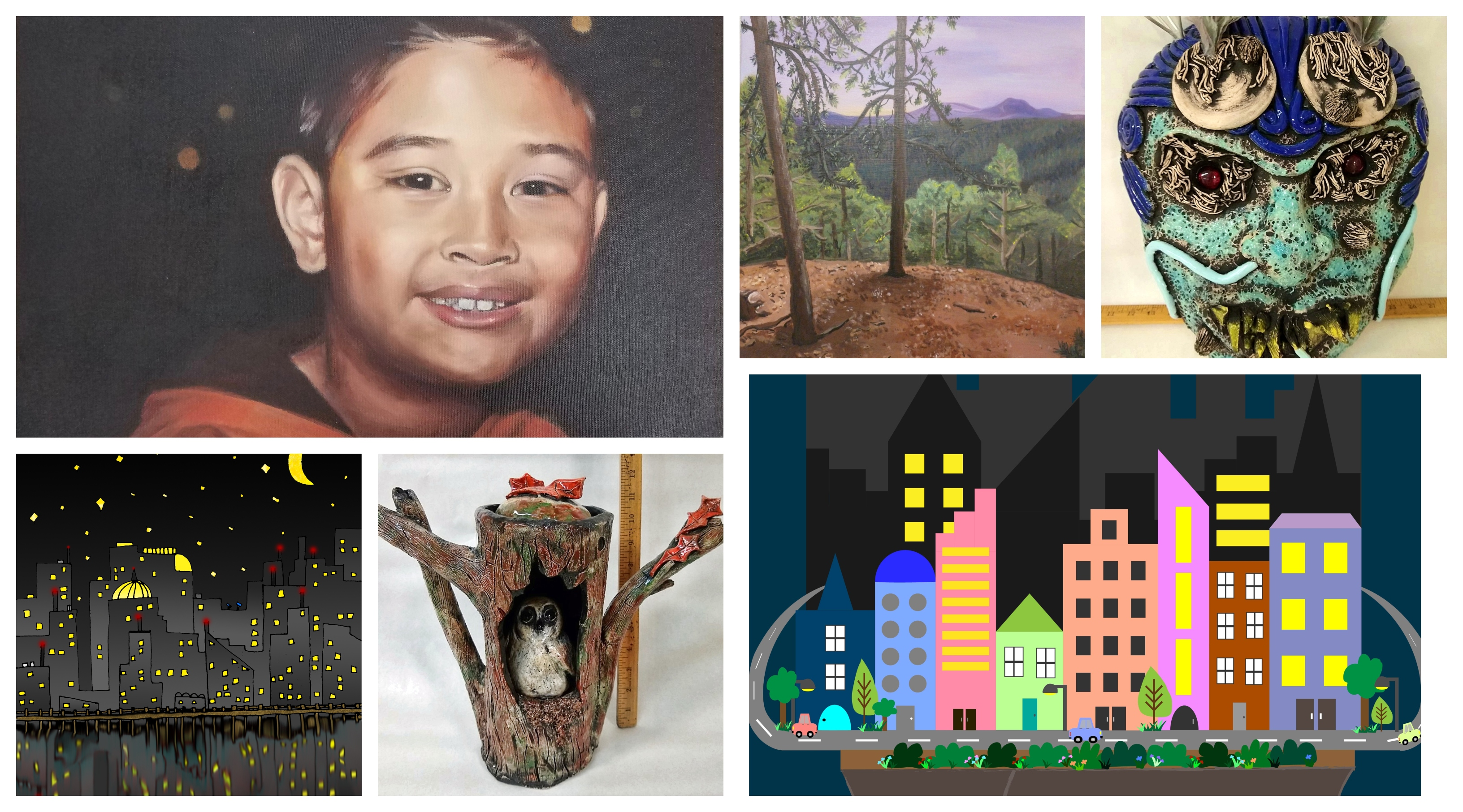 PLSHS visual arts students win Nebraska State Scholastic Art awards