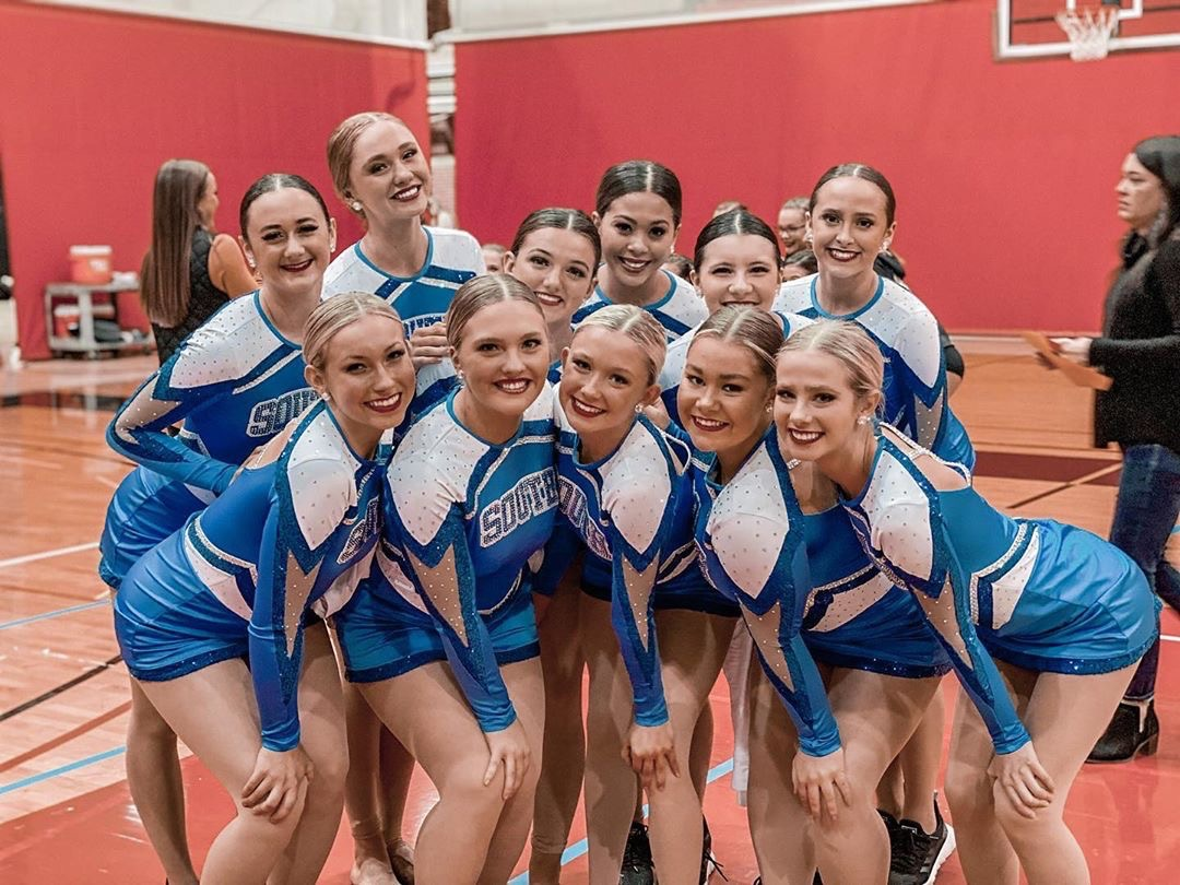 PLCS high school dance teams compete at UDA Regional dance competition