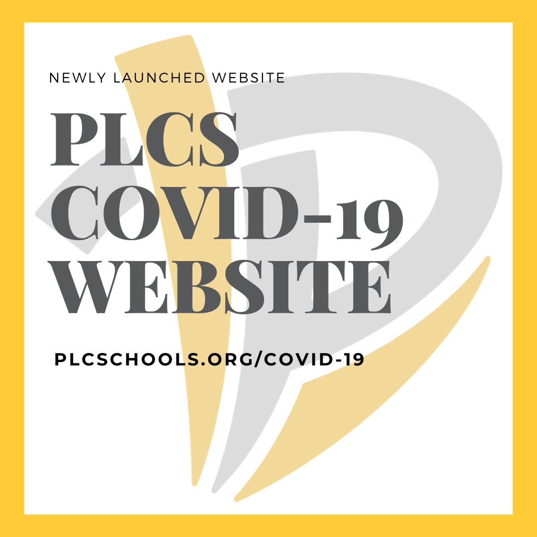 PLCS launches COVID-19 website for updates, resources