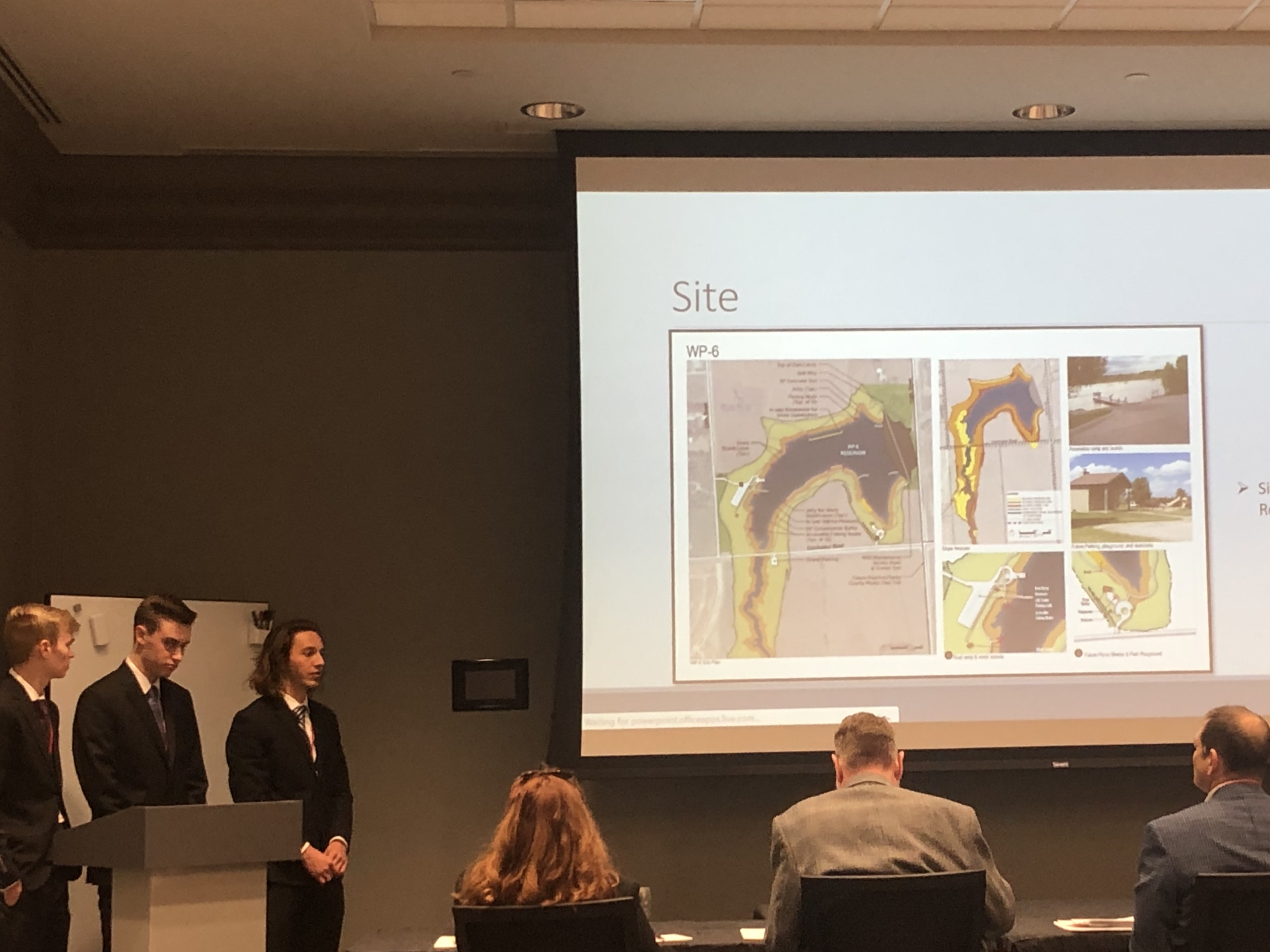 PLHS, PLSHS STEM students present their capstone projects