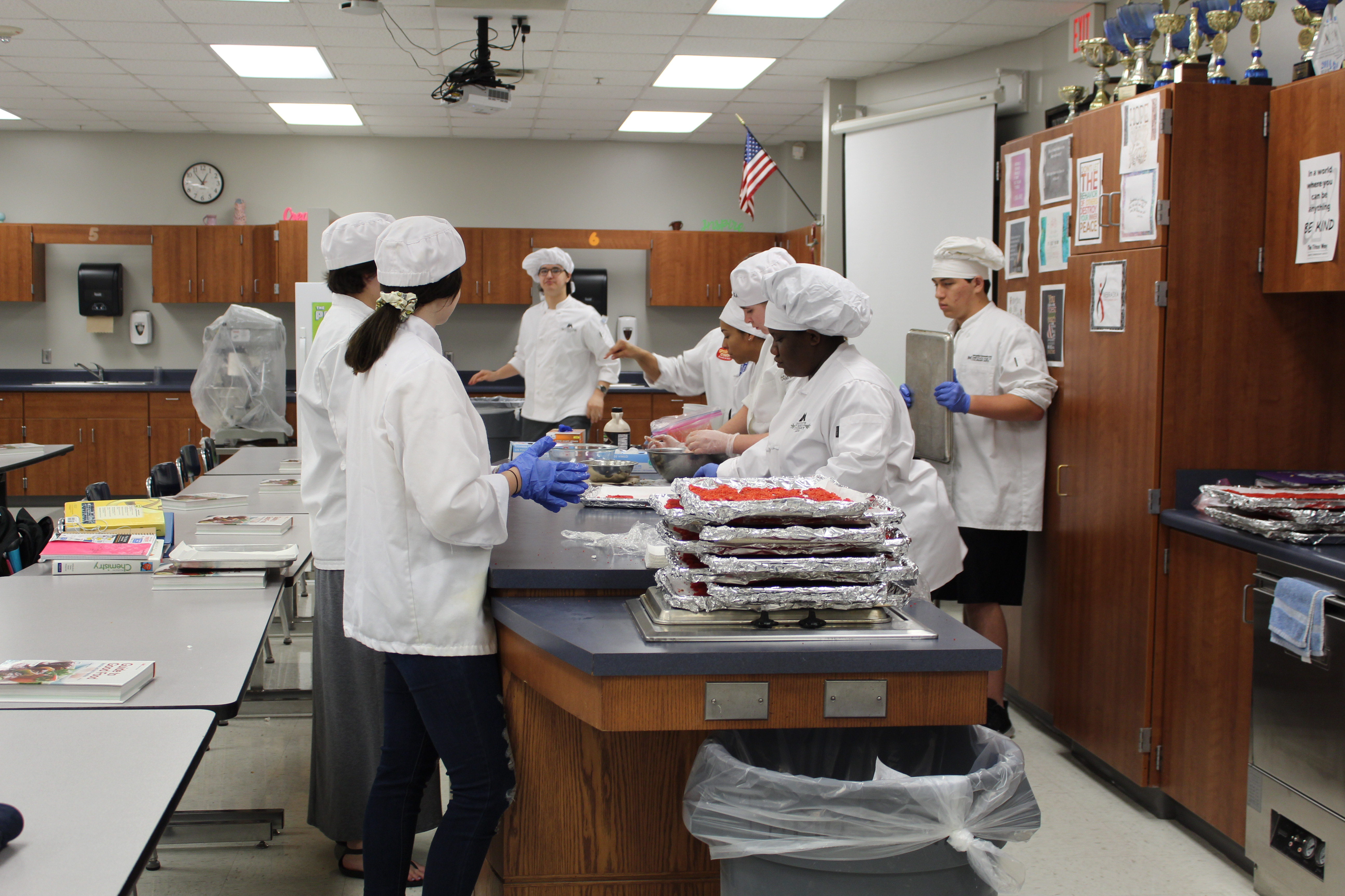Titan ProStart culinary students to demo cooking skills at NE State Fair
