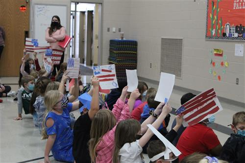 PLCS students, staff view historic eclipse