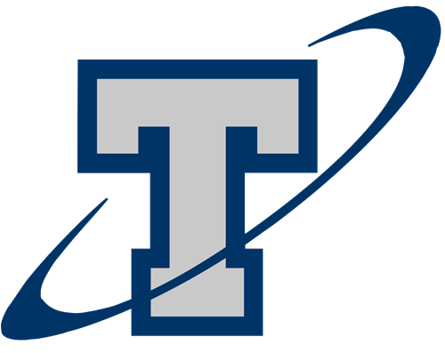 The Titan T logo for Papillion-La Vista South High School.