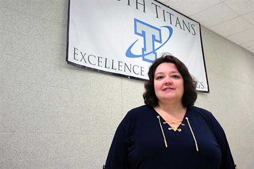 Tonya Parker was named Nebraska Paraeducator of the Year.