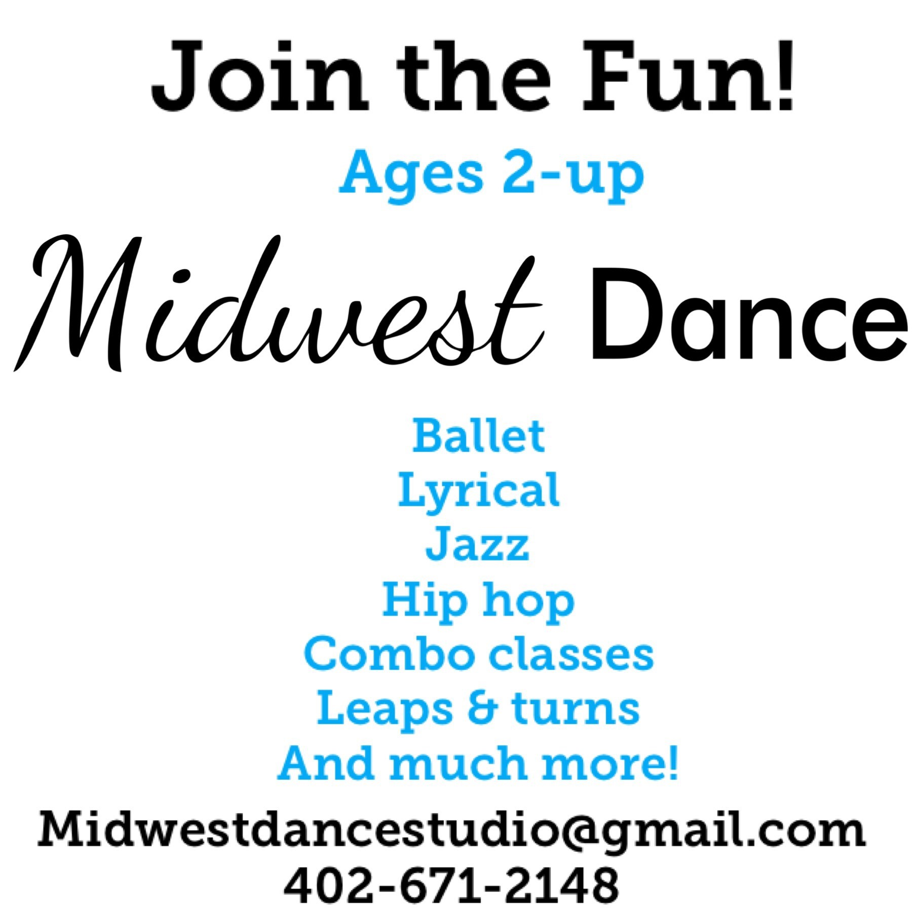 Midwest Dance - Join the Fun!
